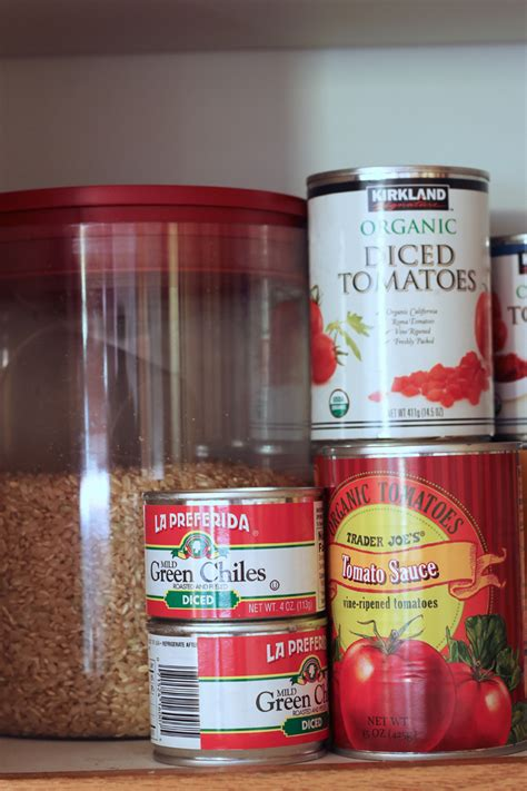 Shelf Canned Goods by Buy Groceries On A Budget How To Make It Happen