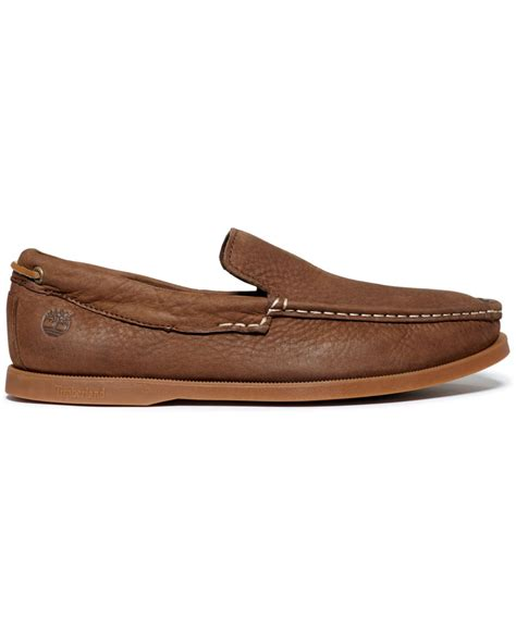 timberland earthkeepers loafers lyst timberland earthkeepers heritage venetian loafers