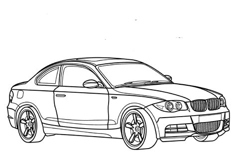 coloring pages bmw car coloring pages cars bmw suv coloring pages to download