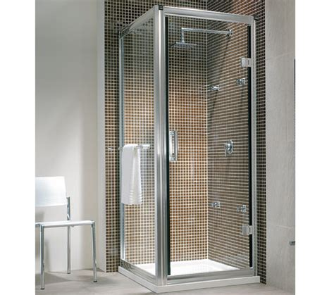 Twyford Shower Doors Twyford Hydr8 Hinged Shower Enclosure Door 700mm H82600cp