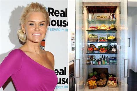21 day food detox housewife yolonda foster yolanda s fridge the op life