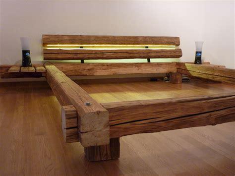 Bett Selbst Bauen Holz by Die Besten 25 Holzbett Selber Bauen Ideen Auf