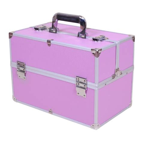large makeup box vanity for cosmetic nail hair