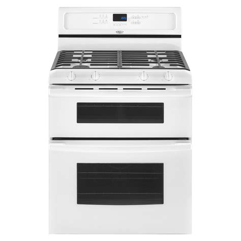 whirlpool gas range reviews whirlpool gold ggg388lxq 6 cu ft double oven gas