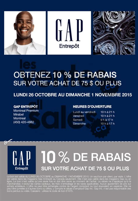 collection outlet coupons gap outlet coupons get 70 gap entrep 244 t mirabel coupon rabais lesventes ca