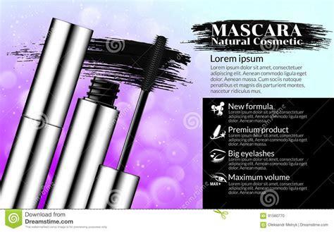 Eyelash Applicator Silver luxury mascara brush silver package with eyelash