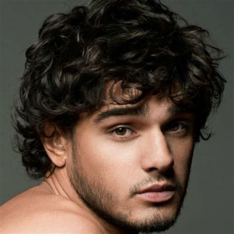 mens comb over with curly hair 29 best images about wavy hairstyles for men on pinterest