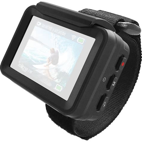 Gopro 4 Rm removu p1 wi fi remote viewer for gopro hero3 3 4 lcd rm
