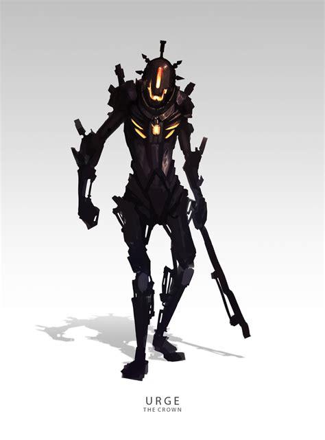 Beyond Human beyond human character design by tomek pietrzyk the