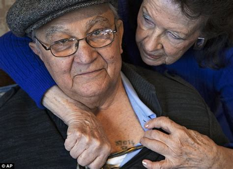 holocaust survivors tattoos evil looking implements used by auschwitz guards to