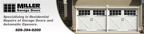 Garage Door Company Lawrenceville Nj Miller Garage Miller Overhead Door
