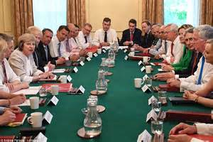 define government cabinet theresa may will warn ministers brexit won t define