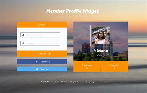 membership website templates free flat login forms 7 33 w3layouts