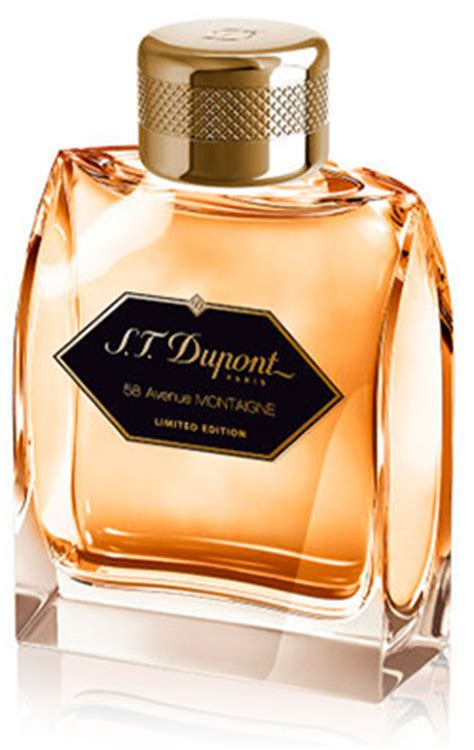 S T Dupont 58 Avenue Montaigne For Edt 100ml 58 avenue montaigne pour homme limited edition s t dupont cologne a fragrance for 2013