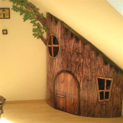 Dream House Design Inside And Outside Playrooms Under The Stairs How To Create A Dream Play
