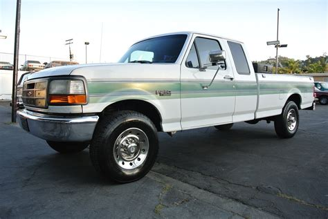 1993 Ford F250 by 1993 Ford F250 2 Owner 128k Xtra Cab Truck Low Mile