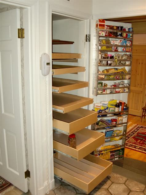 Pantry Organization Ideas Small Pantry by Best Wood For Kitchen Pantry Shelves 17 Best Ideas About