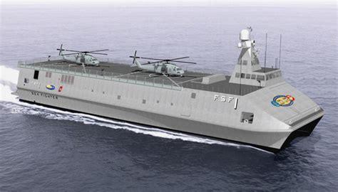 catamaran aircraft carrier multi hull aircraft carriers nsdraftroom