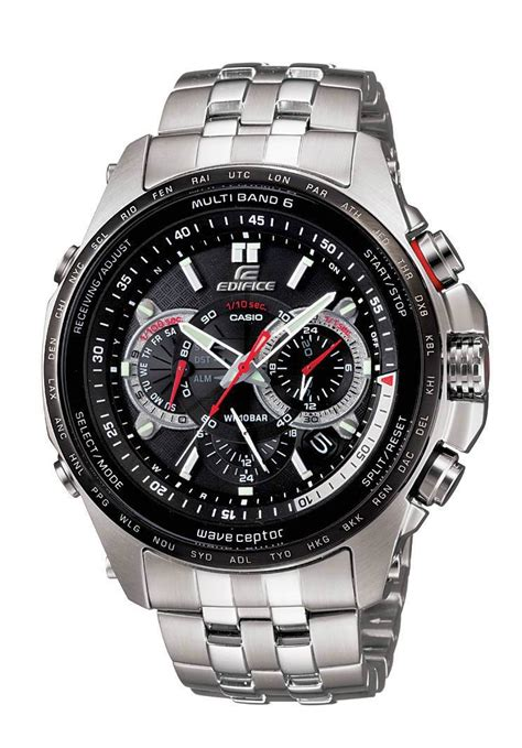 casio wave ceptor edifice  eqw mdb aer   timewatchshop  delivery
