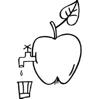 apple juice coloring page apple juice coloring pages coloring pages