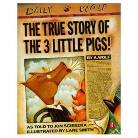 the true story day election day lesson the true story of the three pigs