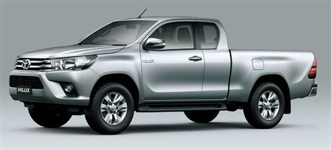 Who Is The Toyota 2016 Toyota Hilux Eighth Officially Unveiled Image