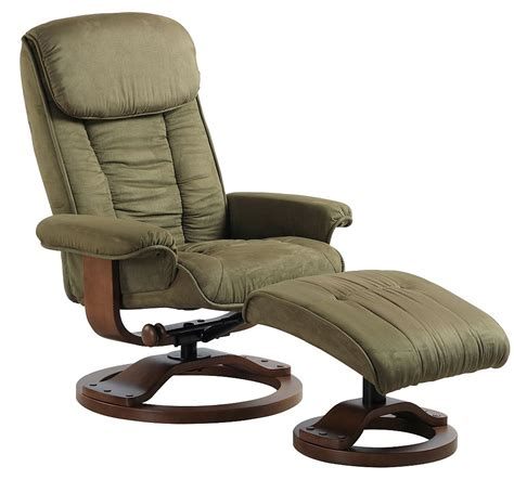 european recliners mac motion comfort euro recliner and ottoman in sage