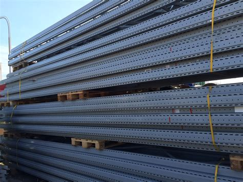 scaffali metallici usati scaffalature usate gs sga scaffalature e soluzioni