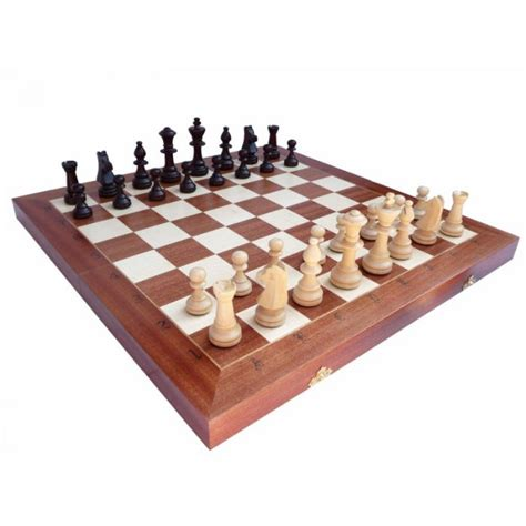 wooden chess set hand carved wooden chess set tournament 5