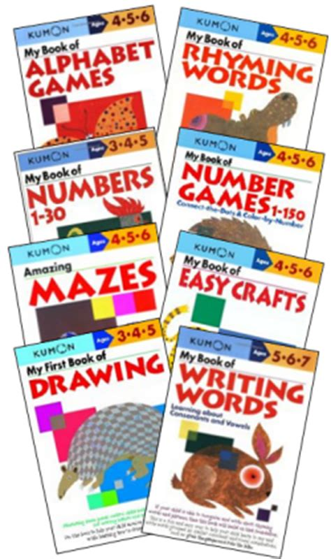 Buku Kumon My Book Of Drawing Ages 3 4 5 80 Pages kumon books