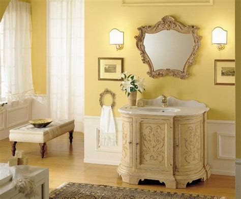 Classy and Luxurious Bathroom Furniture From Edil Italy
