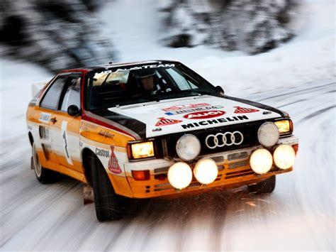 Rally Audi Quattro by Amanti Delle Supercar Storia Rally Audi Quattro