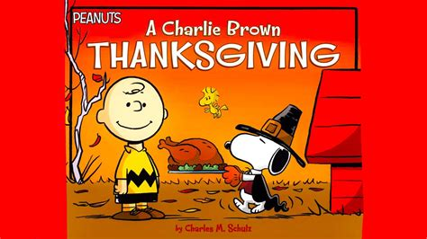 A Charlie Brown Thanksgiving Book Read Aloud | a charlie brown thanksgiving book read aloud kids
