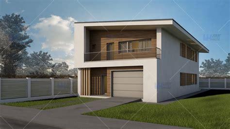 proiecte de casa proiect casa parter mansarda 200 mp selena