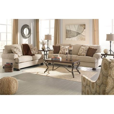 marlo furniture living room benchcraft quarry hill stationary living room group