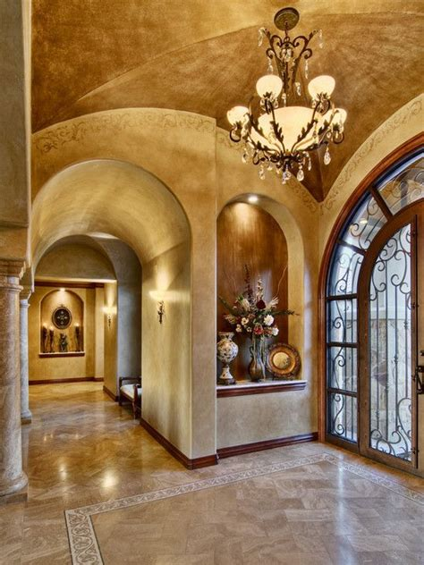 beautiful design ideas tuscan home decor for hall kitchen 25 traditional entry design ideas for your home
