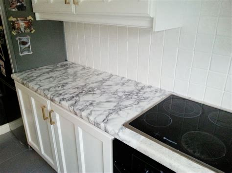 diy super cheap easy marble  counters   contact paper wwwmakedoanddiycom diy