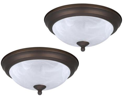 Menards Can Lights by Patriot Lighting 174 Pack 1 Light Gu24 11 Quot Chocolate