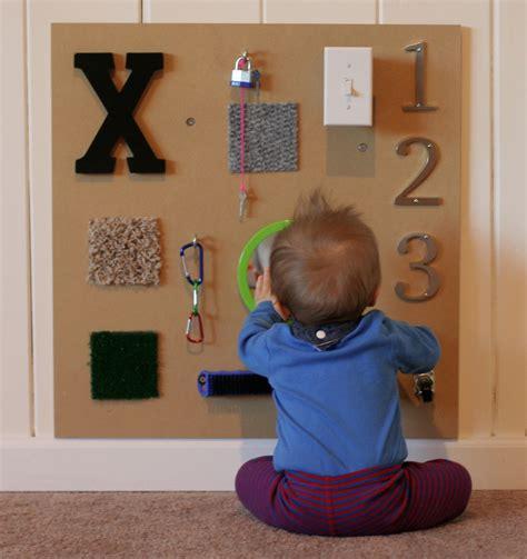 sensory room items diy sensory boards project nursery