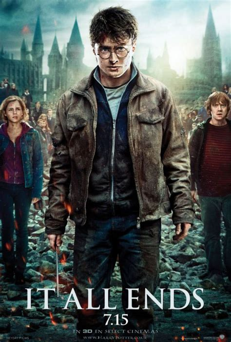 film online harry potter 2 harry potter and the deathly hallows part 2 poster