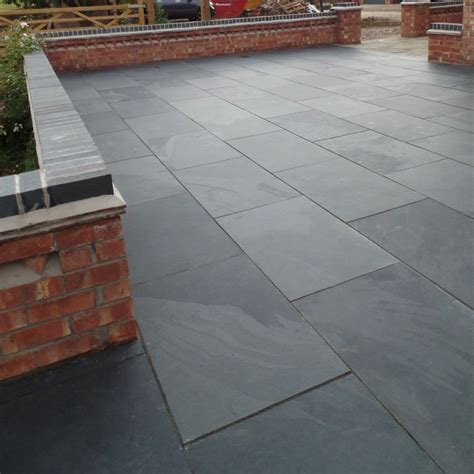 Brazilian Slate Paving Stockist And Other Natural Slate Or Limestone Patio Pavers
