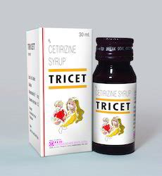 Obat Cetirizine Hydrochloride cetirizine paracetamol together