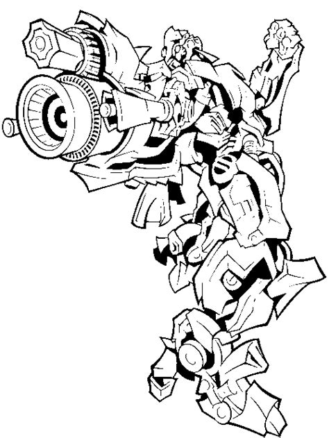 transformers coloring pages free kids world