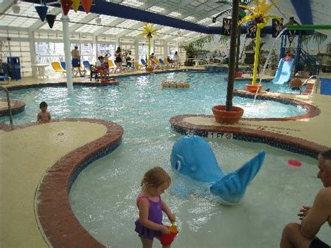 top 10 maryland resorts and lodges aboutcom travel indoor carribean pool picture of francis scott key