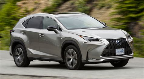 lexus canada driven lexus nx 200t suv tested in british columbia image
