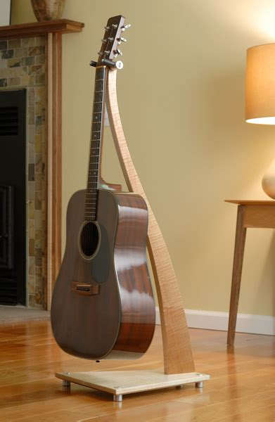 Wood Guitar Amp Stand Plans