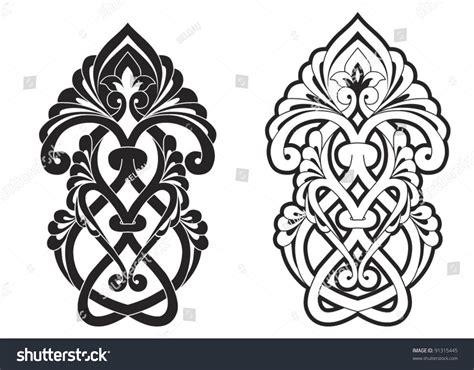 Phot Motif royalty free traditional ottoman motif vector 91315445