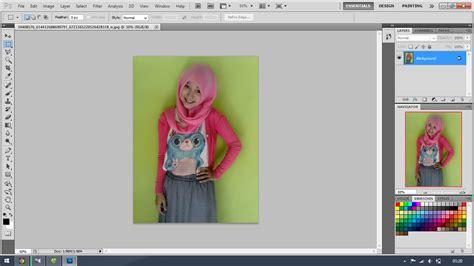 tutorial photoshop cs5 efek kartun cara membuat efek kartun dengan photoshop