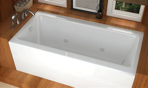 overstock bathtubs what to know before buying a whirlpool bathtub overstock com