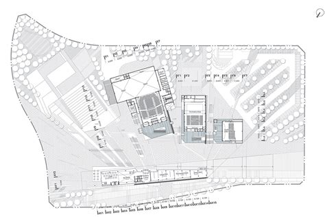 3 Floor Plan Gallery Of Sejong Art Center Competition Entry H